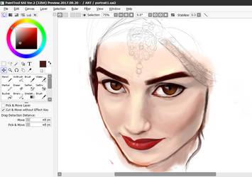 A Work In Progress by lorain05