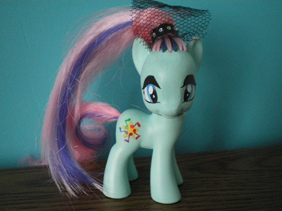 Countess Coloratura brushable custom by LittleMissAntiSocial