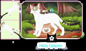 Ficha Hielo Celeste || TWA by Laikaris