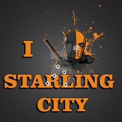 Starling City love