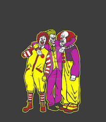 Clowning Around - Who's laughing now