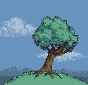 The Ugly Tree With the Ugliest Color