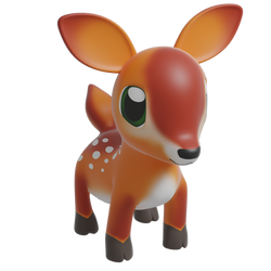 Deer Small Animal (Sonic Adventure)