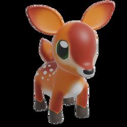 Deer Small Animal (Sonic Adventure)