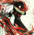 FFVII - Vincent Attack