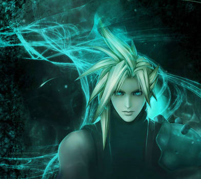 Cloud Strife - Exposed to Mako