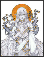Aarni - The Treasure Guardian by Midorisa