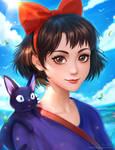 Ghibli - Kiki
