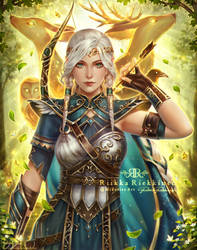 Mielikki - Lady of the Forest