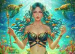 Vellamo - Goddess of the Sea