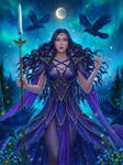 Morrigan - The Phantom Queen