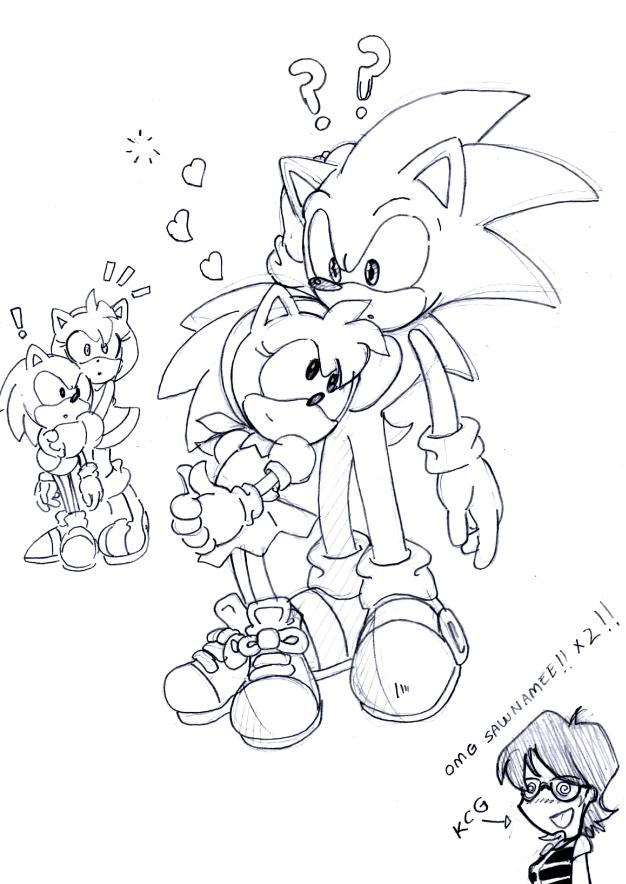 sonic racing comic coloring pages - photo#8