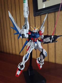 MG Build Strike Gundam FP