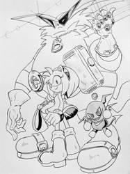 Team Rose by SMSSkullLeader
