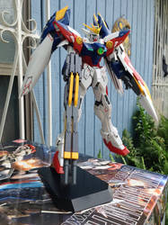 1/100 MG Wing Gundam Proto Zero