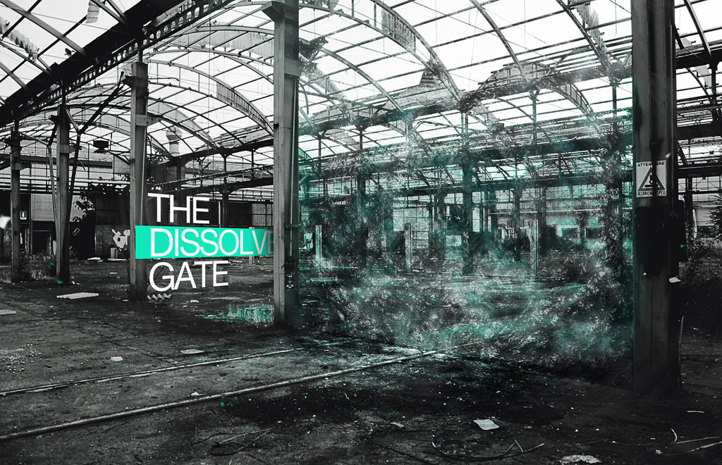 The dissolved gate by HumanLG