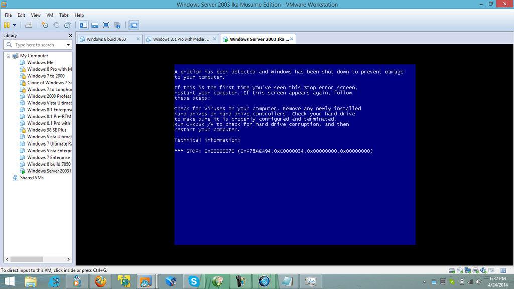 Server 2003 clone software