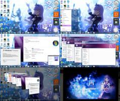 I pimped Windows 7 Enterprise SP1...