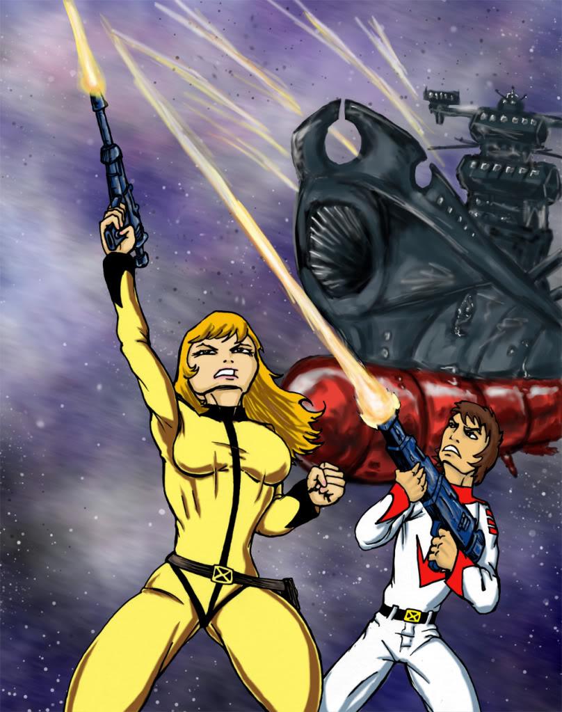 Star Blazers By DW-DeathWisH On DeviantArt