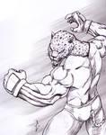 Tekken - King by DW-DeathWisH