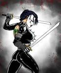 Scarab -Kabuki by DW-DeathWisH