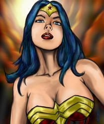 Wonder Woman by DW-DeathWisH
