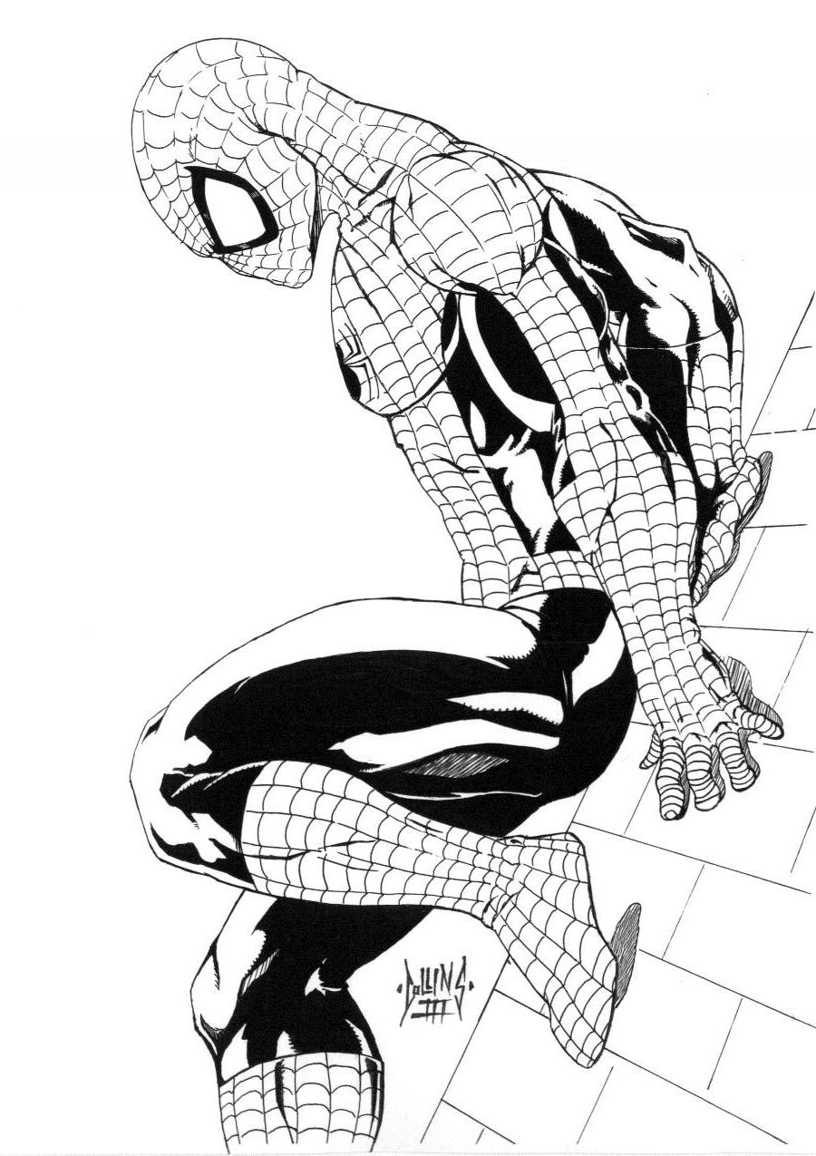 Spidey by DW-DeathWisH