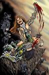 Witchblade vs Darkness