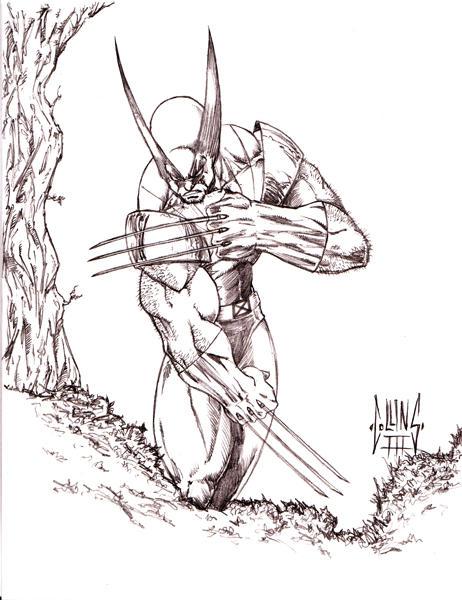 Wolverine by DW-DeathWisH