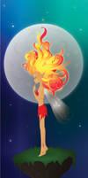 Fire Fairie