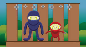 Ninja schminja