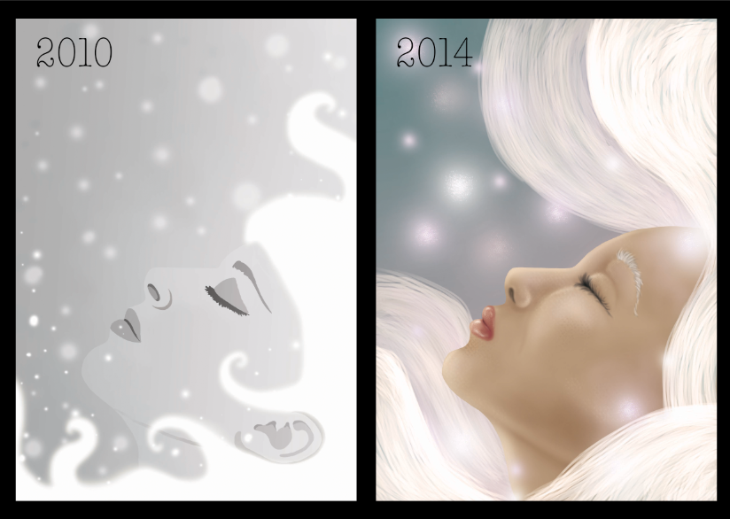 DreamHaze redesign by LuniLuna