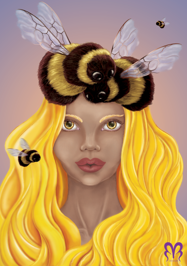 Queenbee by LuniLuna