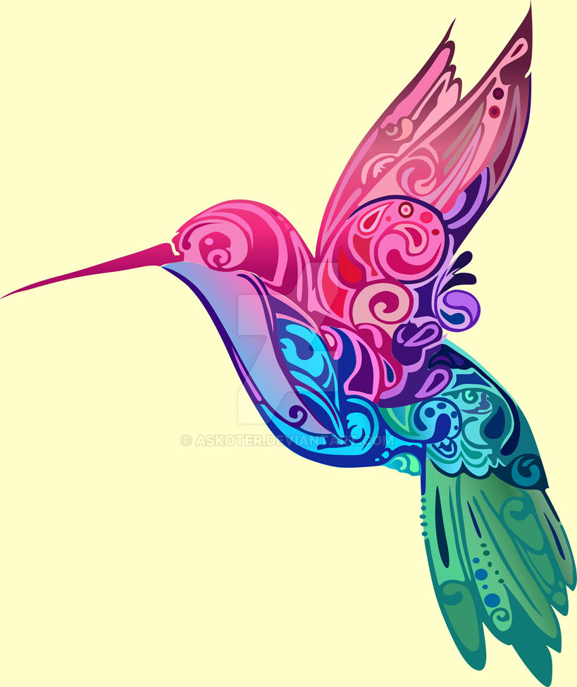 Colibri.dulce by askoter