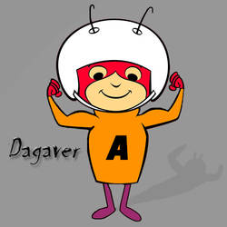 Atomic Ant by Dagaver