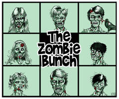 The Zombie Bunch