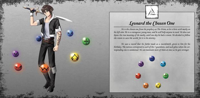 Leonard the Chosen One
