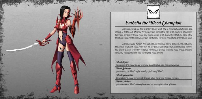Euthelia the Blood Champion