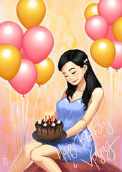 Happy Birthday 2021