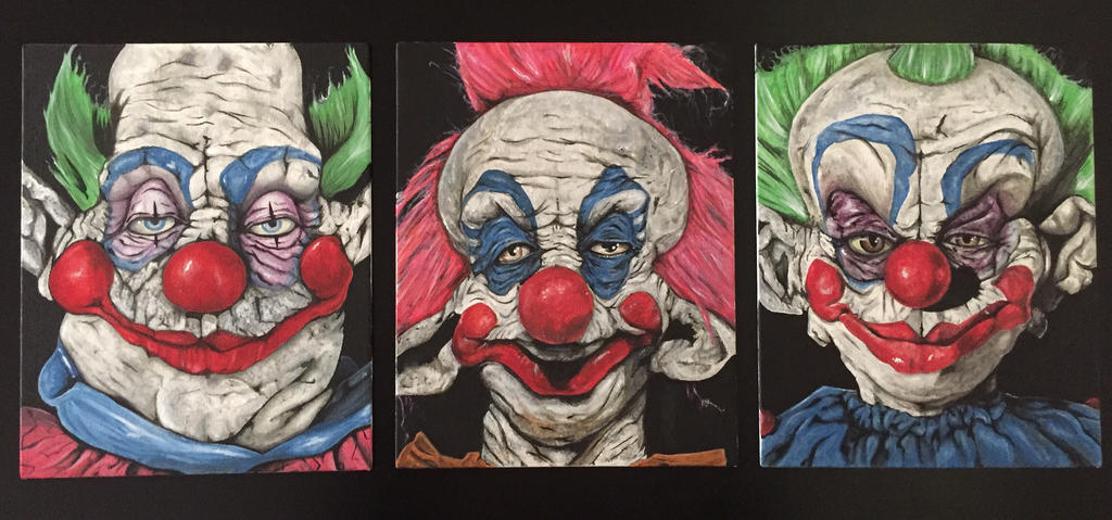 Killer klowns from outer spave by kilahmonster on deviantart for Killer klowns 2