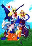 Pokemon meets Final Fantasy 10