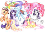Finally some REAL My Little Ponies!