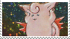 Clefable Stamp by Bupza