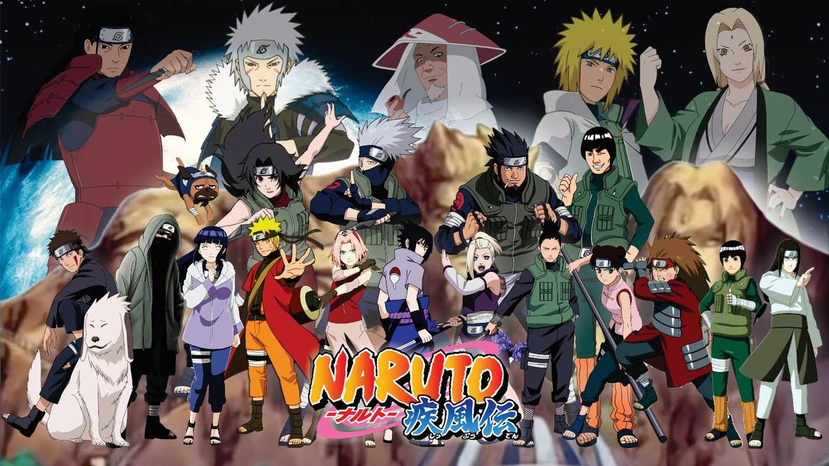 Naruto shippuden episodes - b