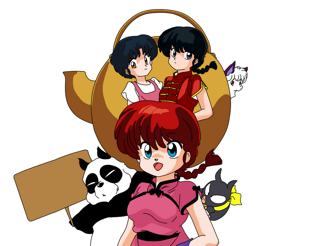 Ranma Png: 1000+ Images About Ranma ;3 On Pinterest