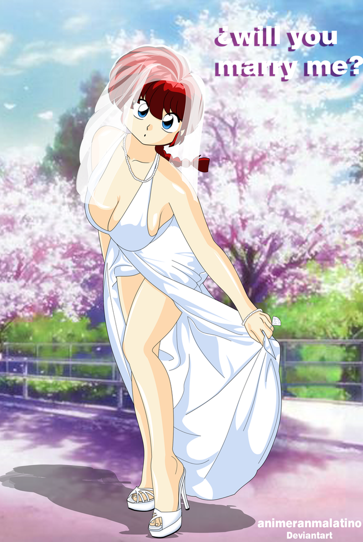 Ranma chan en busca de un novio by animeranmalatino