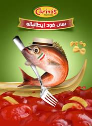 Carino's italian grill ad by marwael