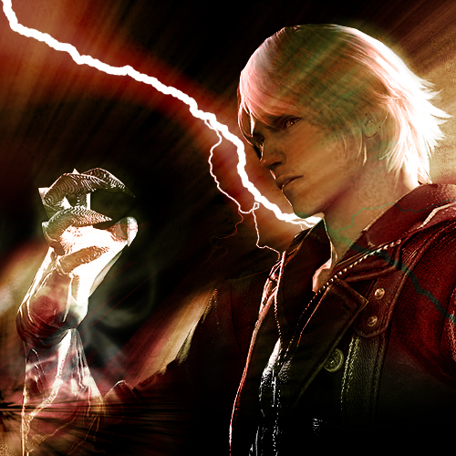 Nero - Devil may cry by NovaTaikutsu