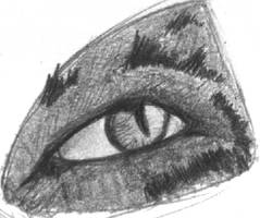 Larsels eye by CentauriTiger