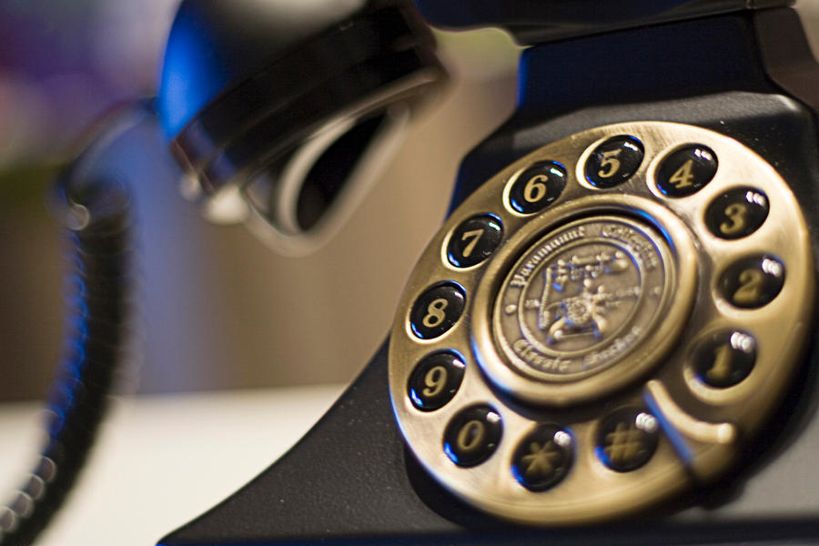Classic Telephone I by lioliz on DeviantArt